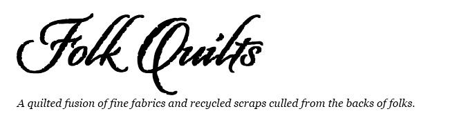 Folk Quilts